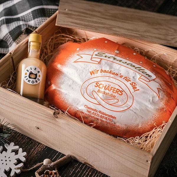 Hazelhoff Eierlikörz - Weihnachtsbox